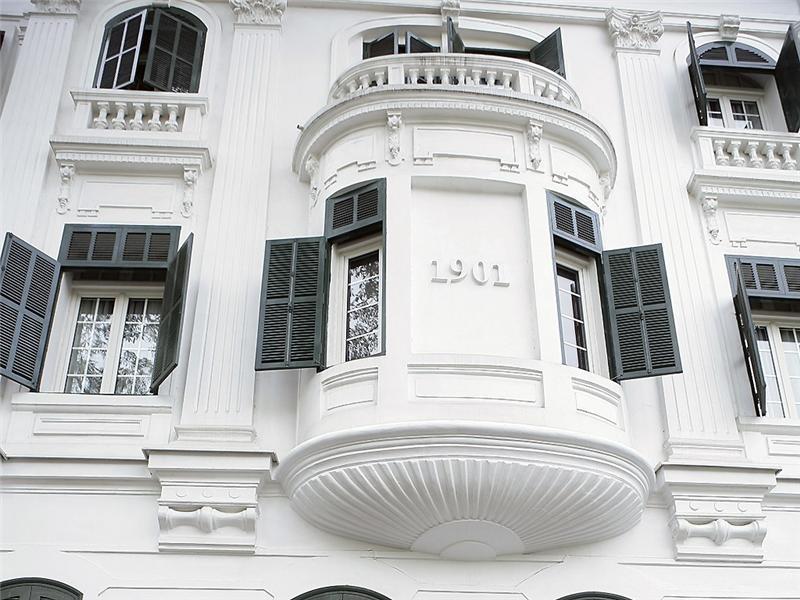 Top 3 khách sạn tốt nhất Việt Nam, thiet ke nha