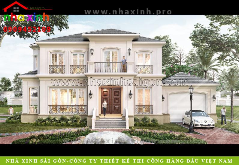 Biệt Thự Vườn Đẹp Có Garage | Anh Hoàng | Long Thành