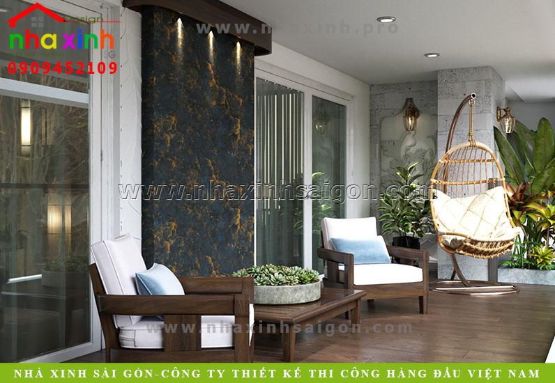 ban cong thu tuong 2 ks nha trang