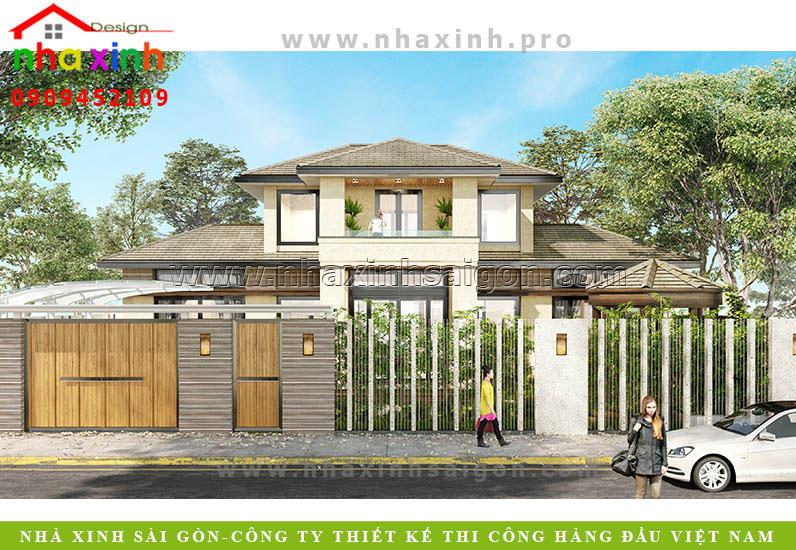 Mẫu Thiết Kế Resort Bungalow Cần Thơ