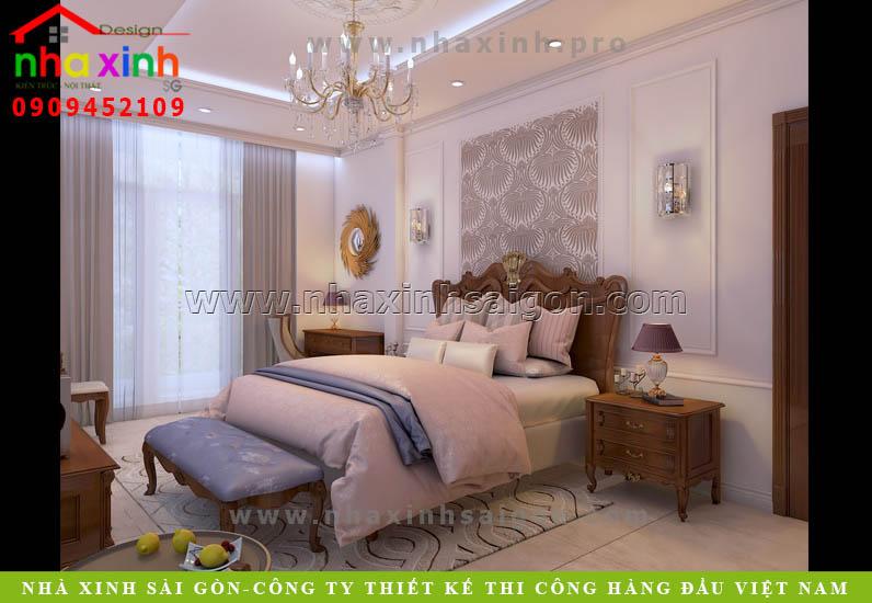 Trang Trí Nội Thất Biệt Thự 3 Phòng Ngủ | Chị Phượng | Quận 9