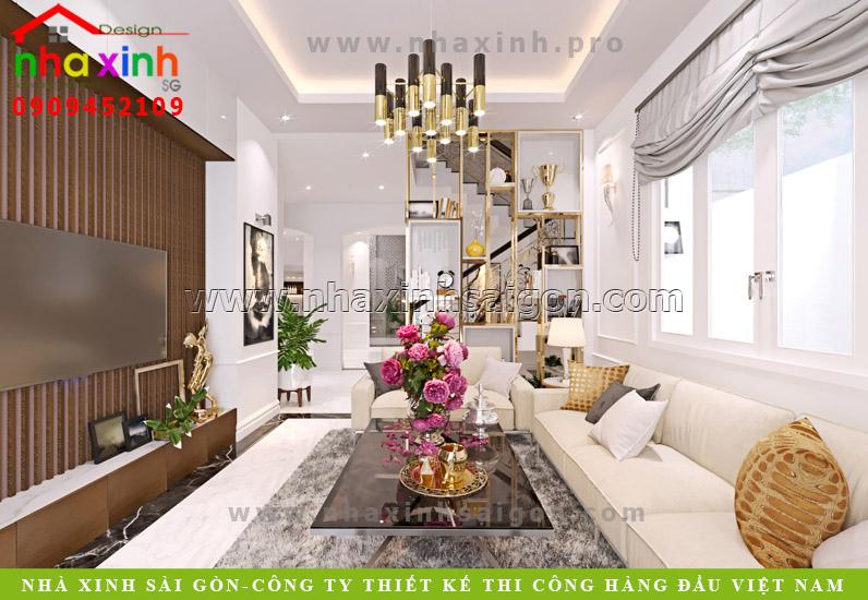 Nội Thất Biệt Thự Tân Cổ Điển 5 Phòng Ngủ | Ông Chung