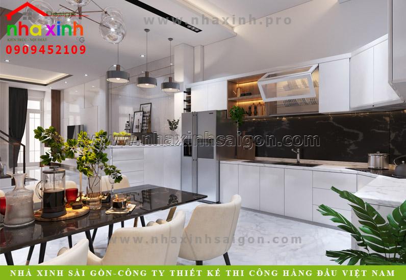 phoi canh bep 2 ason lakeview