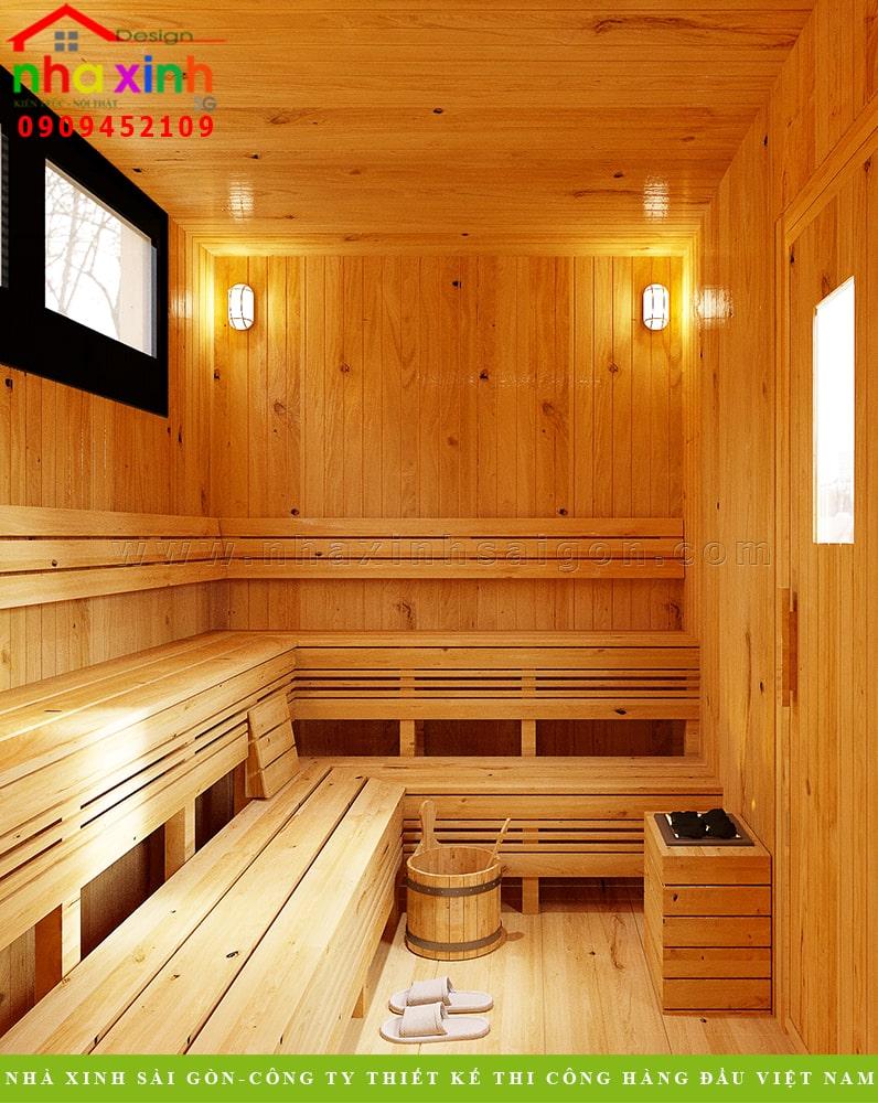 lau3 phong sauna tien