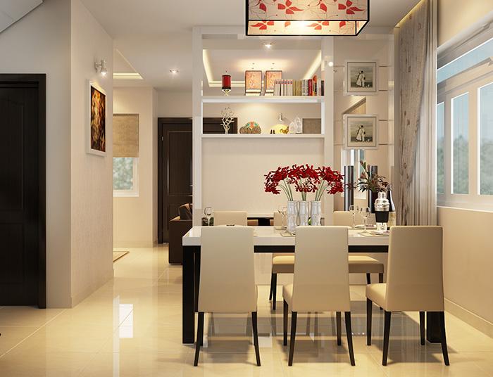 Cách Bày Trí Nhà Bếp Phòng Ăn Cực Chuẩn Cho Không Gian Sống