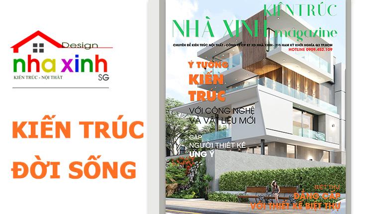 Banner Tạp Chí Kiến Trúc
