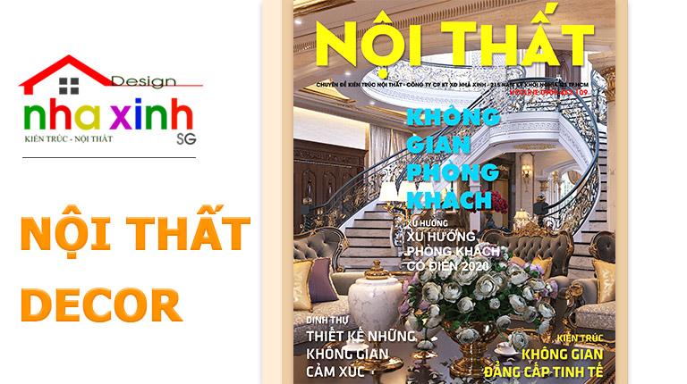Banner Tạp Chí Nội Thất